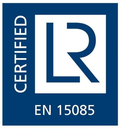 Logo EN 15085